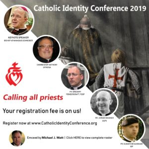 Catholic Identity Conference 2019